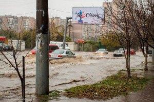 Потоп нанес Одесской области ущерб в 170 млн грн