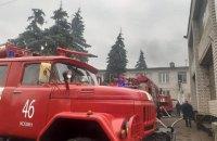 На Київщині через пожежу у дитсадку евакуювали 108 дітей та персонал