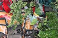 В Румынии автобус с украинскими туристами попал в ДТП, есть жертвы