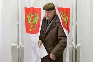 Больше 30% россиян считают выборы в России нечестными, - опрос
