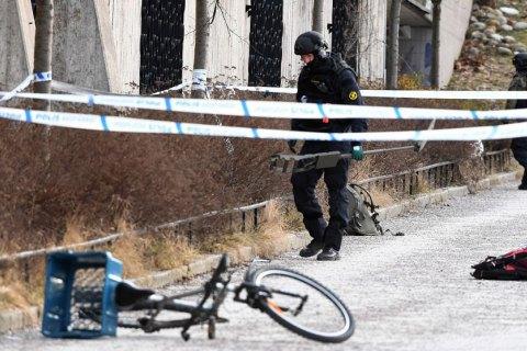 В Стокгольме возле станции метро взорвалась граната