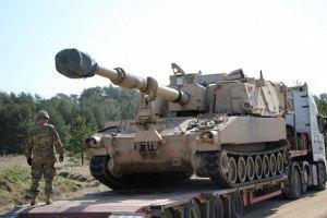 """В Литве начались учения НАТО """"Огненный гром"""""""