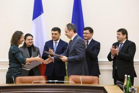Водоснабжение Мариуполя: Украина иФранция подписали договор, фото