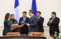 Украина взяла у Франции €64 млн в кредит для водоснабжения Мариуполя