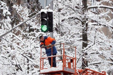 Сьомий рік поспіль лютий у Києві був теплішим за кліматичну норму