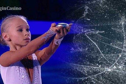 11-летняя фигуристка впервые в мире для своего возраста исполнила четверной тулуп на соревновании
