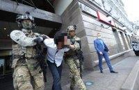 Суд изменил меру пресечения мужчине, который угрожал взорвать банк в центре Киева