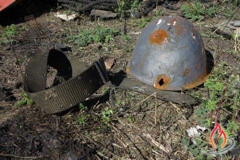 Двоє військових загинули на Донбасі в суботу (оновлено)