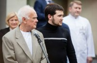 Порошенко отметил роль минских соглашений в освобождении Солошенко и Афанасьева
