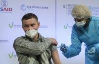 МОЗ планує почати п'ятий етап вакцинації від COVID у кінці липня