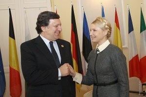 Єврокомісія зробить усе для звільнення Тимошенко, - Баррозу