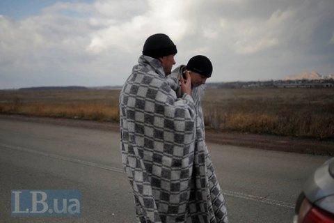 Порошенко повідомив про звільнення з полону бойовиків ще одного бійця