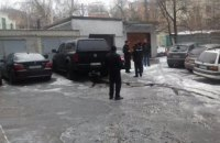 В центре Харькова подорвали джип известного полицейского