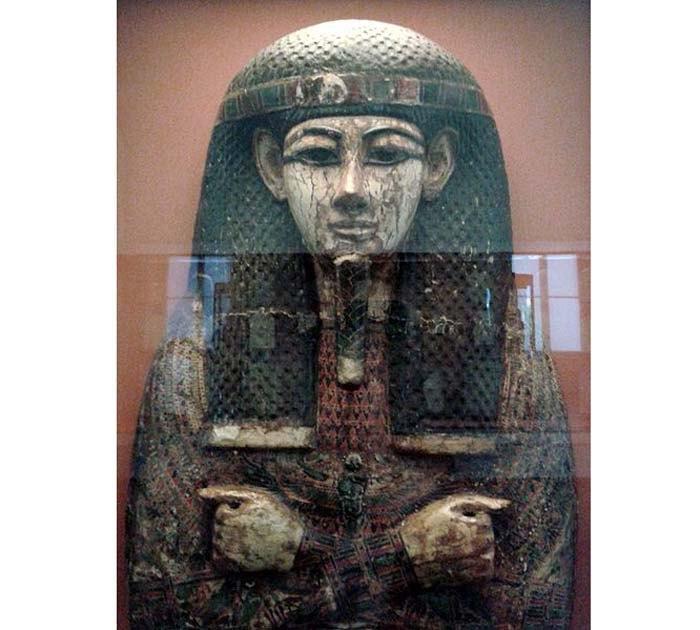 Саркофаг Хори, Египет, Третий переходный период, XXI династия, ок. 1049-1026 до н.э.