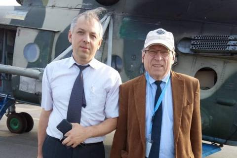 Представитель ОБСЕ посетил пленных в ОРДЛО