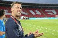 После разгрома от Украины был уволен главный тренер сборной Сербии