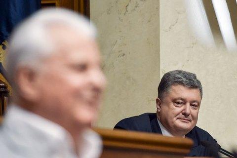 Оккупационная власть Крыма собралась судить Порошенко и Кравчука