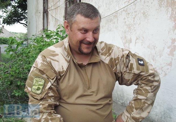 Комбат Громадский