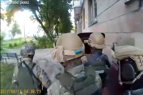 В Харькове задержали банду серийных грабителей