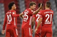 """""""Баварія"""" принизила """"Шальке"""" і встановила рекорд Бундесліги"""