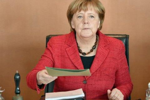 Меркель закликала заборонити в Німеччині паранджу