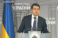 Разумков повідомив, що буде впливати на рішення про введення локдауну