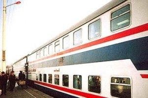 В Україні випускатимуть двоповерхові вагони