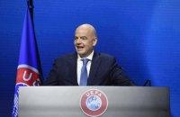 Президент ФІФА - учасникам Суперліги: грати у власному турнірі й одночасно залишатися у світовому футболі не вдасться