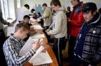 У кримській ЦВК назвали перші цифри: явка - 82,7%, бажаючих приєднатися до Росії - 95,5%
