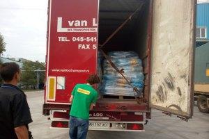 Гуманітарну допомог від Ахметова на Донбасі отрімають 200 тисяч осіб
