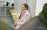 Суд продлил арест подозреваемой в убийстве Шеремета врачу Кузьменко