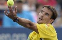 US Open, день восьмой: Робредо впервые обыграл Федерера