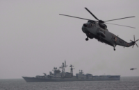 Вертоліт з Індії впав в Аравійське море, є загиблі