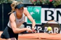 На теннисном турнире в Риме состоялось российско-украинское противостояние (обновлено)