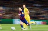 """Мессі блискуче грав у своєму 700 матчі за """"Барселону"""""""