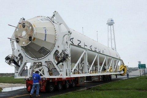 """""""Південмаш"""" забезпечив відвантаження в США двох перших ступенів ракет-носіїв Antares"""
