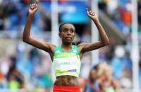 В Рио побит 23-летний мировой рекорд в беге на 10 км у женщин