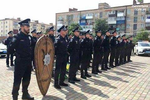У Сарнах з'явилася патрульна поліція