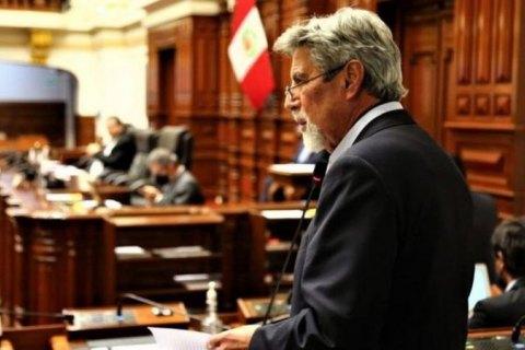 Конгрес Перу обрав третього менш ніж за тиждень главу держави