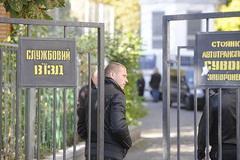 """Попов и Черновецкий не поделили """"Киевгорстрой"""""""