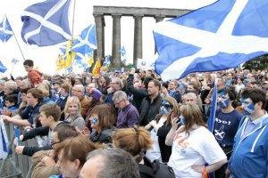 Клінтон виступила проти незалежності Шотландії