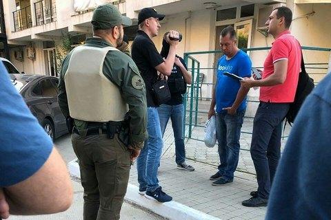 В Одессе задержали экс-главу местной полиции Головина