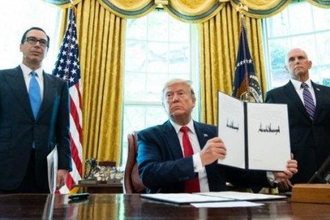 США ввели санкции в отношении четырех компаний Китая и ОАЭ из-за сотрудничества с Ираном