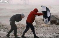 В Іспанії рекордний снігопад заблокував дороги, троє людей загинуло (оновлено)