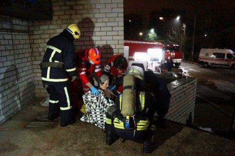 Предварительная причина пожара в инфекционной больнице Запорожья - взрыв оборудования