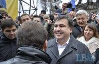 Саакашвили: Сакварелидзе адаптировался в Украине, Деканоидзе и Згуладзе - нет