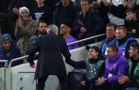 """Моуриньо лично поблагодарил болбоя, ставшего соавтором гола """"Тоттенхэма"""" в Лиге Чемпионов"""