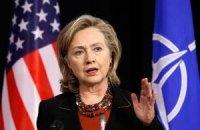 Клинтон поддержала правительство Восточного Тимора