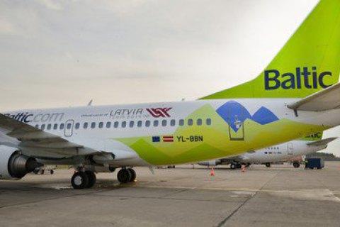Латвийская airBaltic запустила рейс из Львова в Ригу