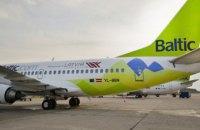 Латвійська airBaltic запустила рейс зі Львова до Риги